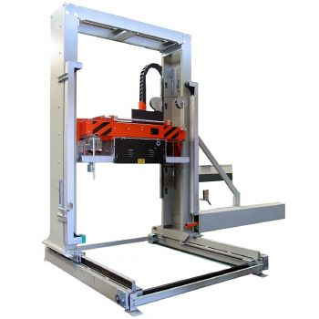 08RP - Vertical strapping machine